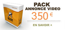 Offre video, pack à 150 euros